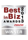 Best In Biz Awards 2013